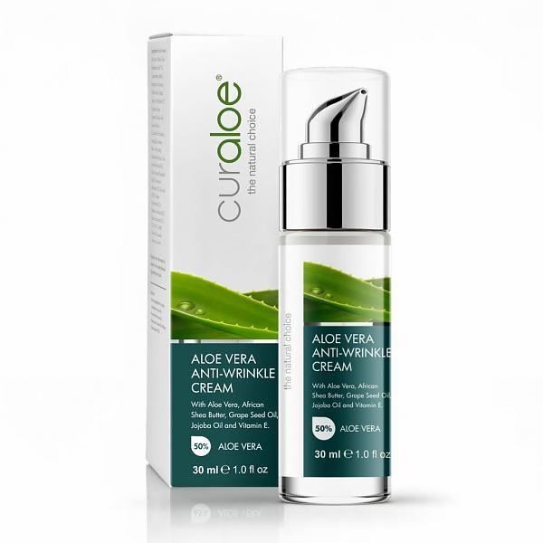 Aloe Vera Anti-Falten-Creme Curaloe® 30ml