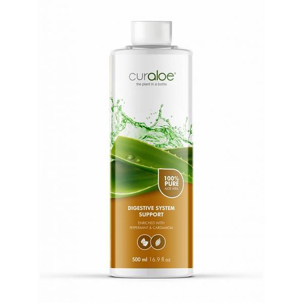 Curaloe® Aloe Vera Immunsystem Support Saft 500 ml