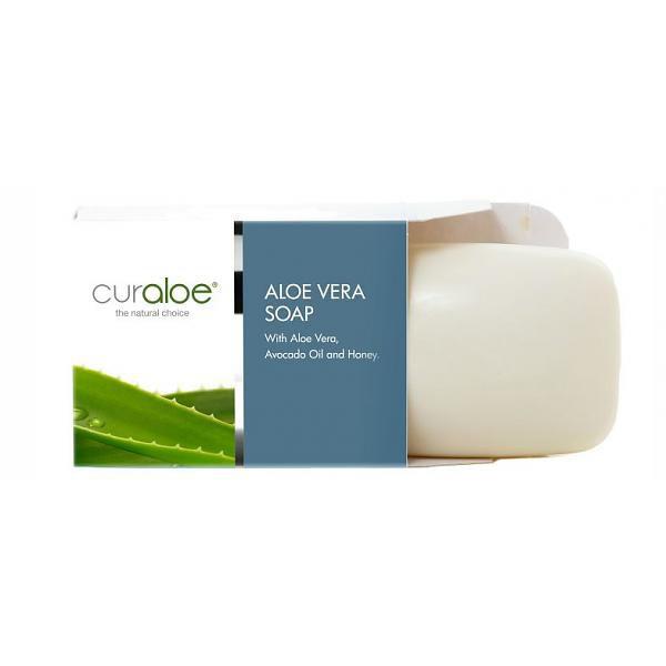 Curaloe® Aloe Vera Seife 90 gr.